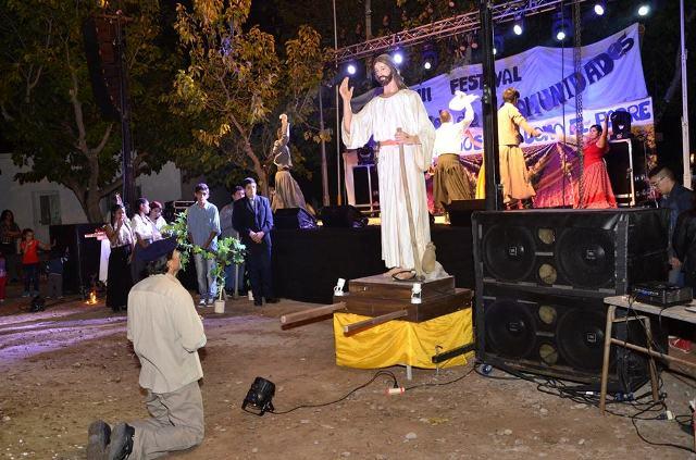 Exitosa noche en el Festival 'Comunidad de Comunidades'