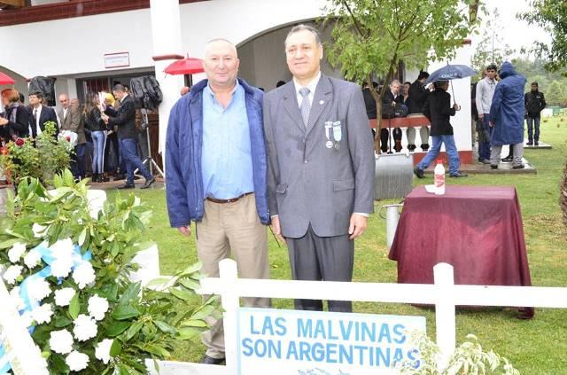 Rivadavia homenajeó a los veteranos y caídos en Malvinas