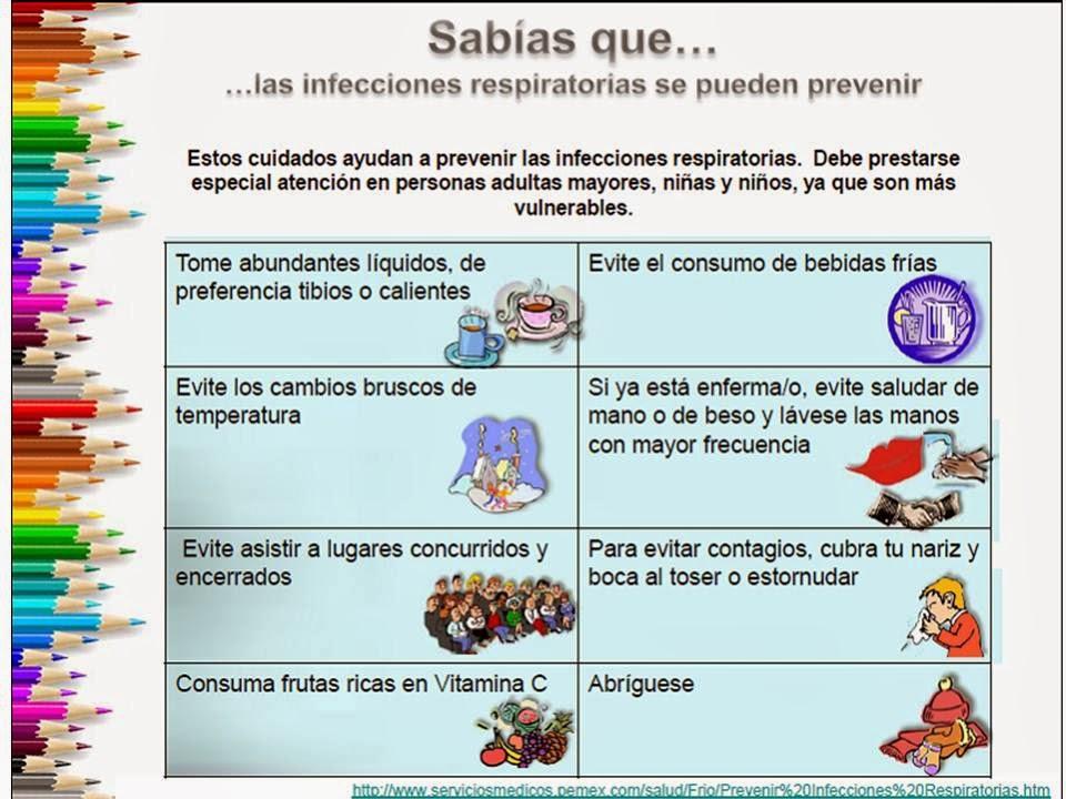 Medidas preventivas para evitar enfermedades respiratorias en los niños