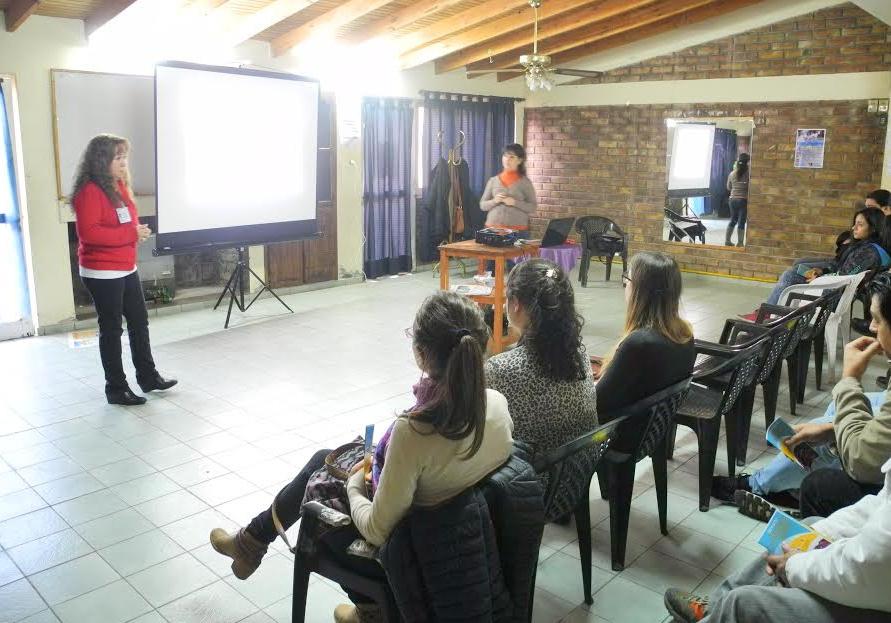 Reunión informativa del proyecto hacia comercios y carnicerias saludables