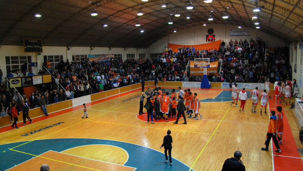 CDR vs Estudiantes de la Plata - Foto: Mayra Pereira - Notieste.-