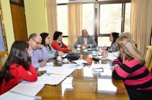 Rivadavia evalúa el desarrollo de políticas locales de prevención y promoción de la salud