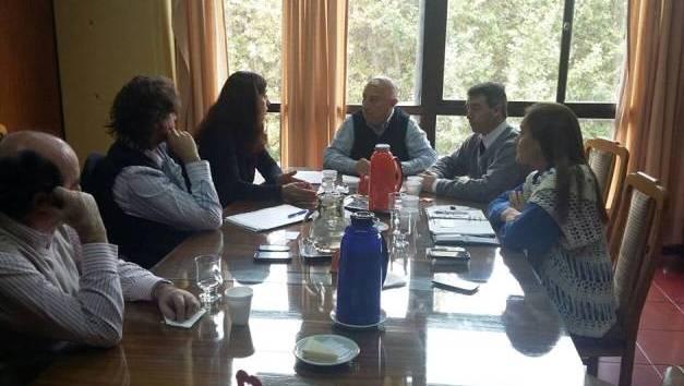 Reunión por más educación para Rivadavia entre el ITU y Municipio