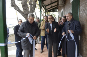 El Centro Universitario del Este inauguró un laboratorio para prácticas kinesiológicas