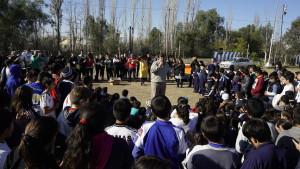 Se realizó un Encuentro Deportivo en Medrano