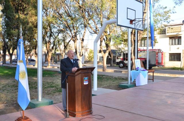 """conmemorarse un nuevo aniversario del fallecimiento del Gral. Manuel Belgrano y """"Día de la Bandera"""""""