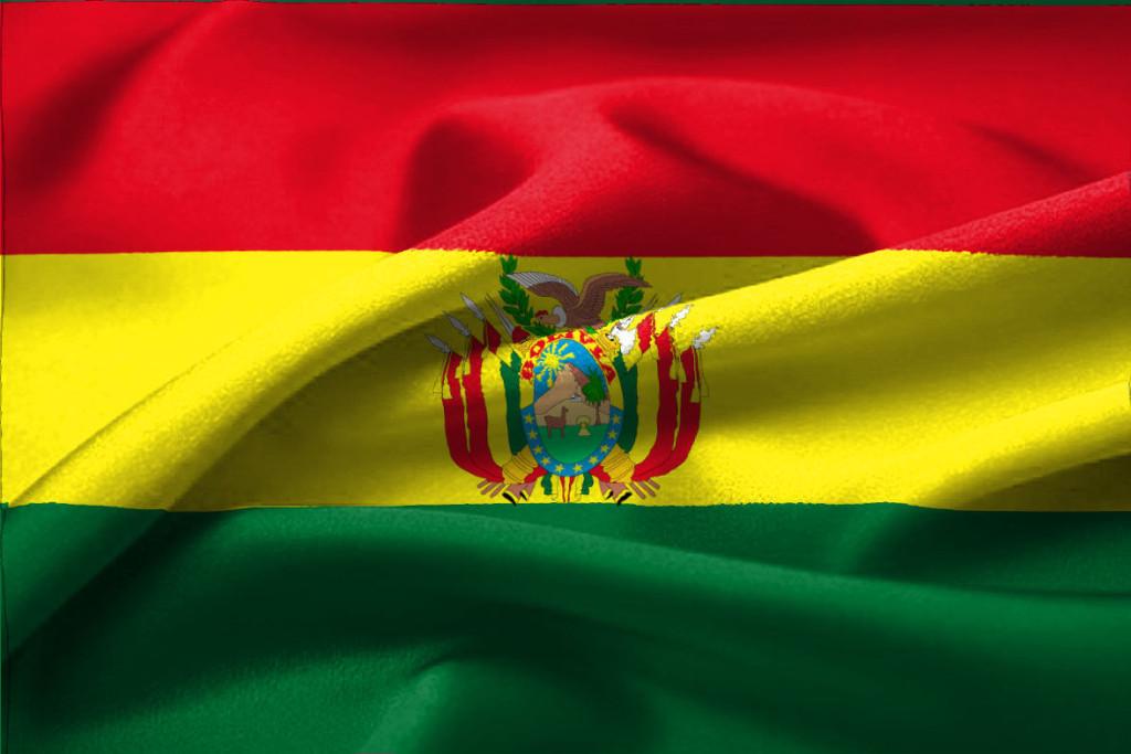 Banderas boliviana