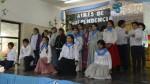 Alto Verde se vistió de celeste y blanco en los festejos por el Bicentenario de la Patria