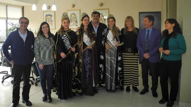 Junín firma convenio con Vendimia Solidaria