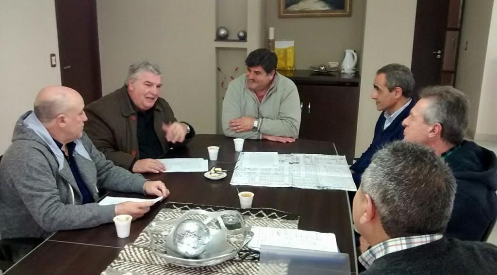 FIRMA DE CONVENIO ENTRE LA MUNICIPALIDAD DE JUNÍN Y EL CEC