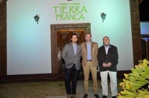 Se realizó en Rivadavia la Cena por el Bicentenario de la Independencia