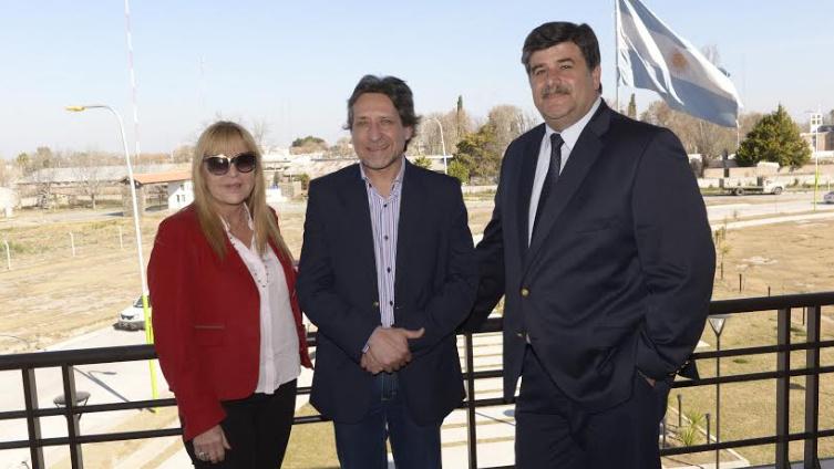 La Nación y Junín llevaron a cabo un intercambio de lineamientos y proyectos