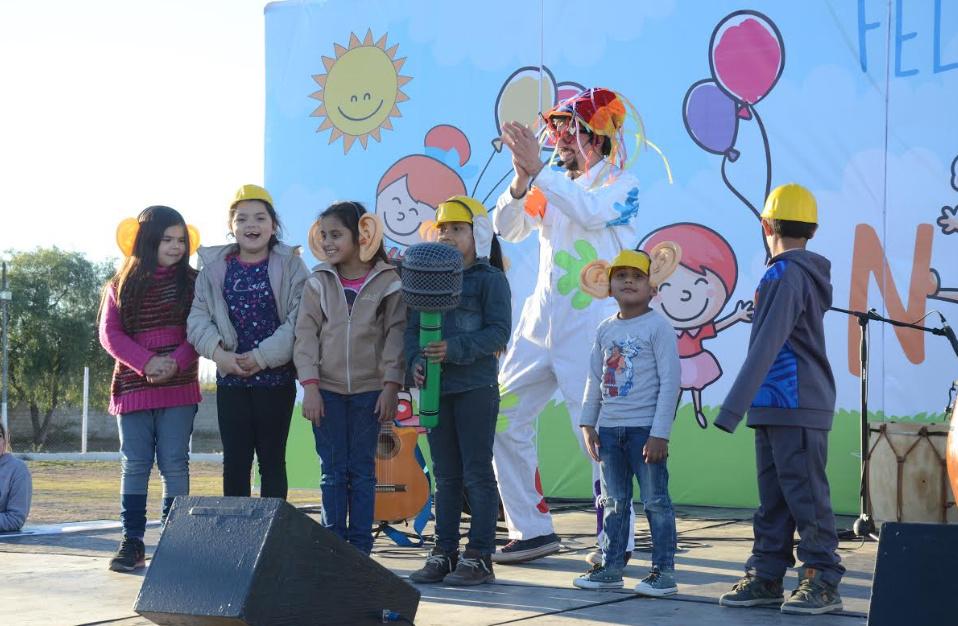 """La Paz celebró a lo grande el """"Día del Niño"""""""