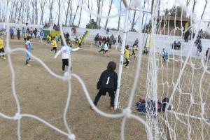 """""""Jugar para hacer amigos"""": inició el Torneo de Fútbol Infantil 2016"""