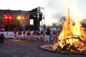El Ciclo de Fogones Culturales culminó su recorrido en Rivadavia