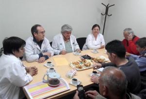 El Saporiti presentó la Capacitación sobre RCP y Lactancia