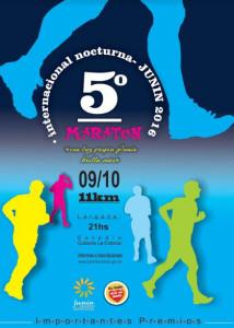 5º maraton nocturna in ternacional