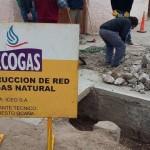 Los Árboles ya cuenta con suministro de gas natural