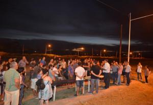 La unión vecinal Posta de Medrano tiene motivos para celebrar