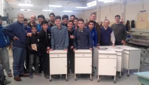 Importante acuerdo entre el Hospital Saporiti y la escuela Santa María de Oro
