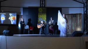 Espectáculo músico-teatral en el Cervantes