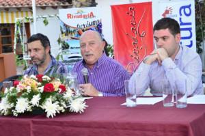 Se presentó el Festival Rivadavia Canta al País