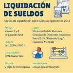 Cursos de capacitación sobre ciencias económicas 2018