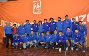 """Rivadavia tuvo su """"Noche Naranja"""""""