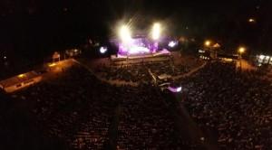 En la noche de sábado continuó la fiesta en Rivadavia
