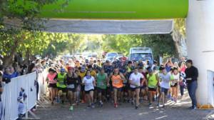 II Edición de la maratón Algarrobo Grande entre viñas