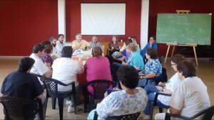 Importante reunión entre Osep y el Hospital Saporiti