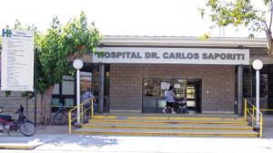 Atención Hospital Dr. Carlos Saporiti jueves 18 y viernes 19 de abril