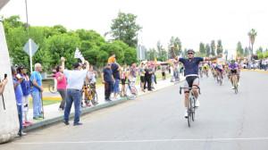 Mauricio Quiroga dominó la ruta en Rivadavia