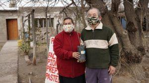 Adultos mayores de Junín se suman al programa provincial «Amigo árbol»
