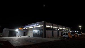 Junín inauguró la primera planta en Argentina de reciclado de luminarias ecológicas